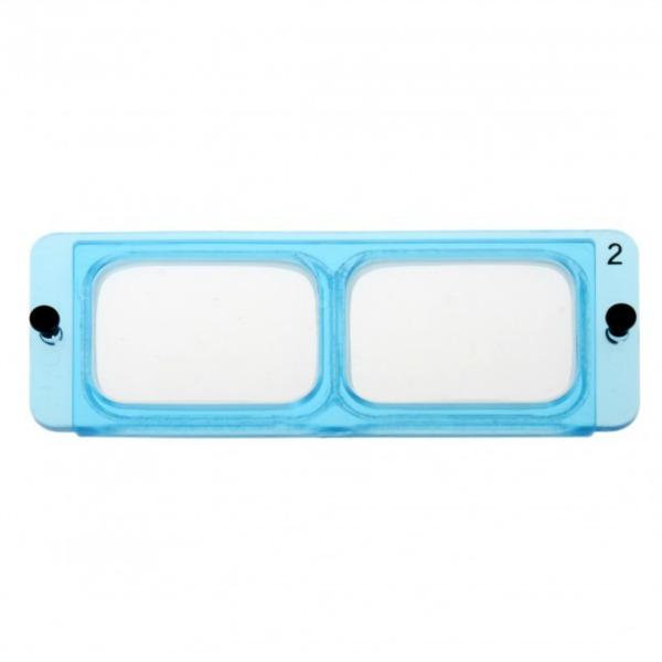 Optivisor Lens Plates