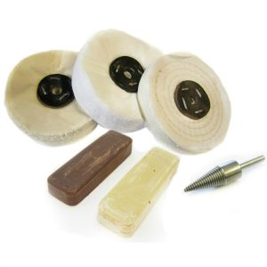 resin polishing kit