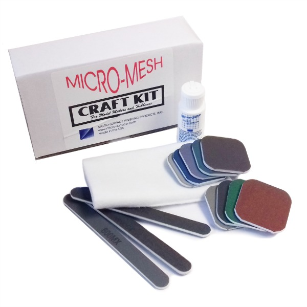 Micro-Mesh Craft Kit