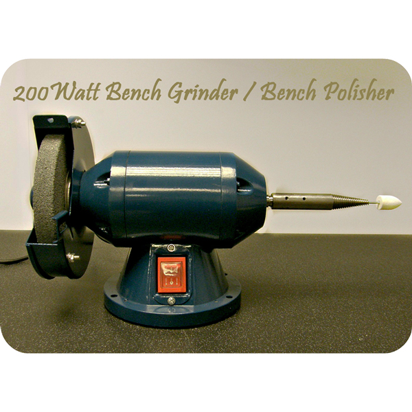 6 Inch Heavy Duty Polisher 450 Watts Price includes 2 Tapers BG150XD/99