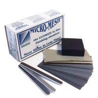 Metal Polishing kit Micro Mesh
