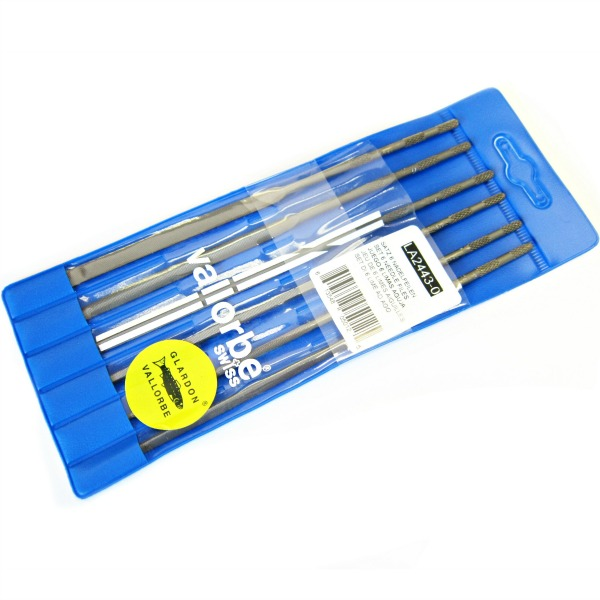 Vallorbe Needle File Sets