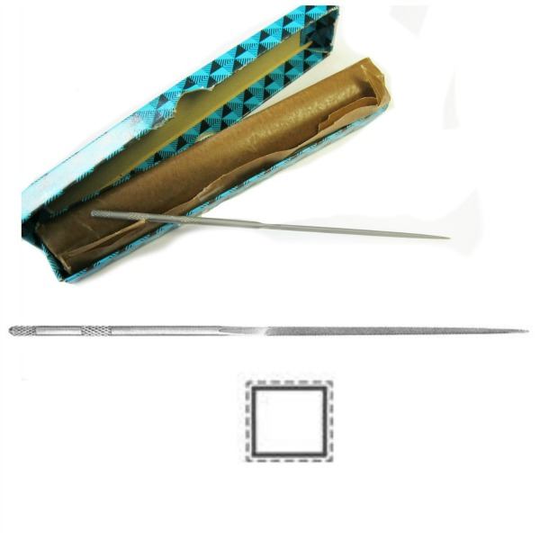 Needle file Square