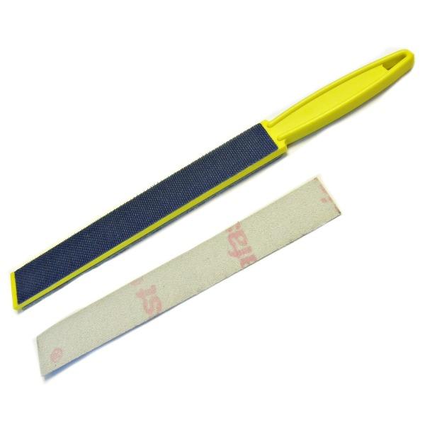 Velcro Abrasive Hand Files