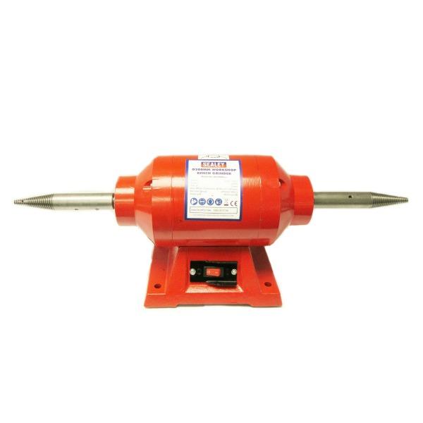 Workshop bench polisher