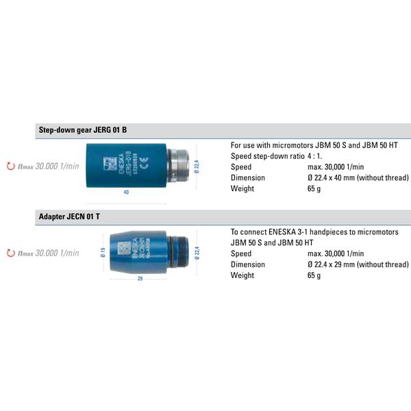Micromotor Accessories