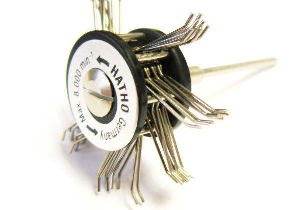 Minimat Flick Wheel