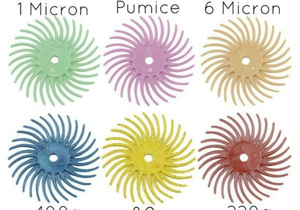 19mm radial discs