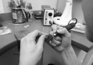 Jewellery Bench - Micro Motor system